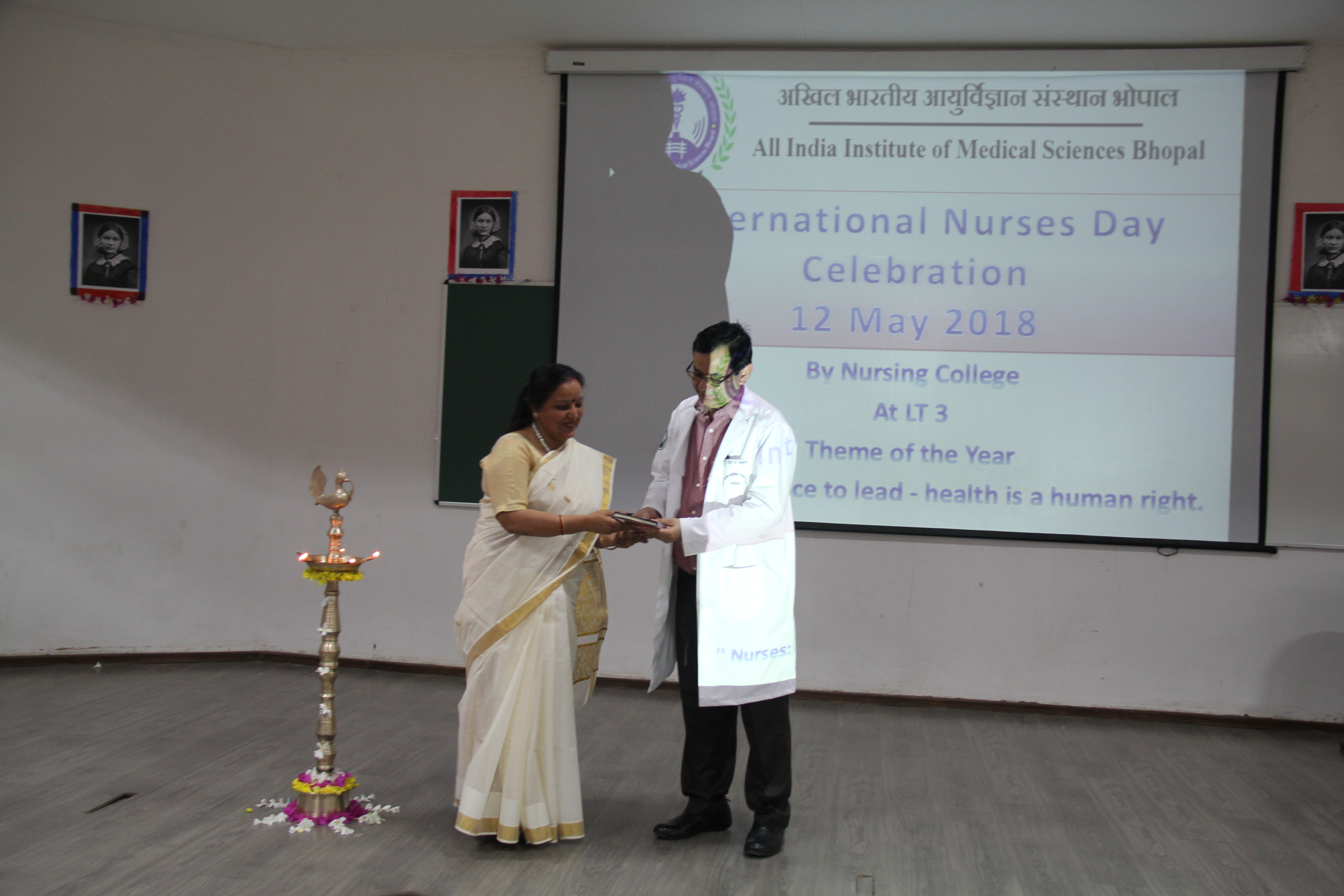 Nursing College, AIIMS Bhopal